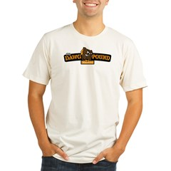 the Dawg Pound Organic Men's Fitted T-Shirt