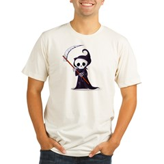 Its Death! Organic Men's Fitted T-Shirt