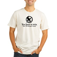 Rue - The Hunger Games Organic Men's Fitted T-Shirt