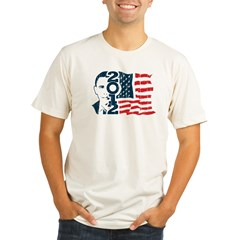 Obama 2012 Organic Men's Fitted T-Shirt
