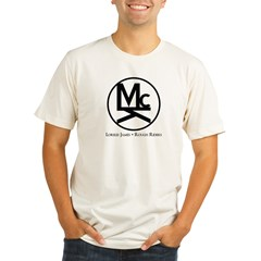 McKay brand Organic Men's Fitted T-Shirt