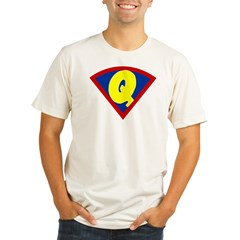 Super Jersey Organic Men's Fitted T-Shirt