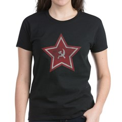 Soviet Star Women's Dark T-Shirt
