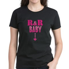 R&R Baby Women's Dark T-Shirt