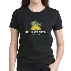 Del Boca Vista Women's Dark T-Shirt