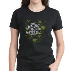 Buddha Vine - Animals Women's Dark T-Shirt