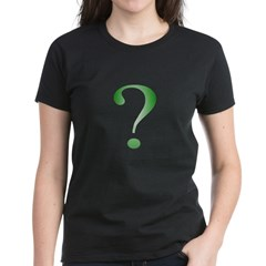 Green ? Women's Dark T-Shirt