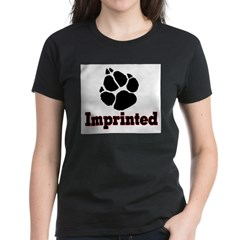 IMPRINTED2 Women's Dark T-Shirt