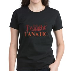 Twilight Fanatic Women's Dark T-Shirt