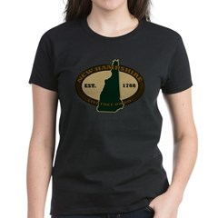 NH 1788 Women's Dark T-Shirt