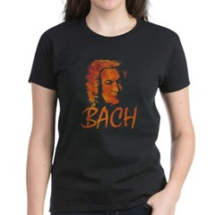 Bach Fire Women's Dark T-Shirt