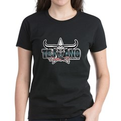 Dallas Tx Tejano 2 Women's Dark T-Shirt