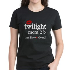 Twilight Mo Women's Dark T-Shirt