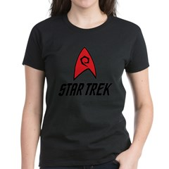Star Trek Engineering Women's Dark T-Shirt