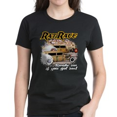 Rat Race Women's Dark T-Shirt