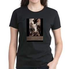 Keep Believing Women's Dark T-Shirt