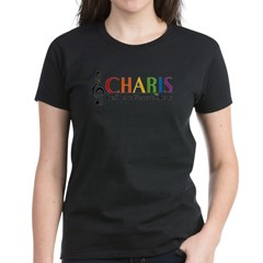 CHARIS Women's Dark T-Shirt