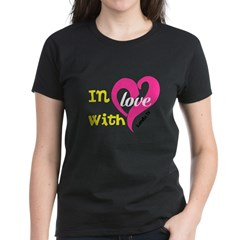 In Love - Original Tee Women's Dark T-Shirt