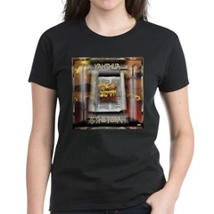 Yahshua is The Torah Women's Dark T-Shirt