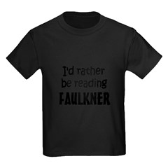 Faulkner Kids Dark T-Shirt