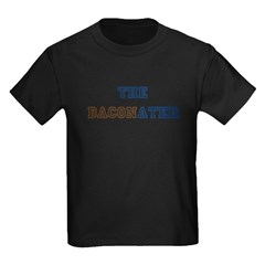 The Baconater Kids Dark T-Shirt
