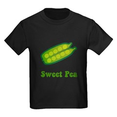 Sweet Pea Kids Dark T-Shirt