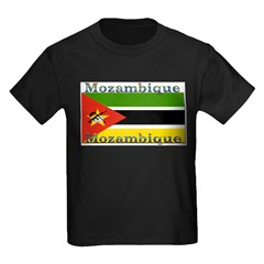 Mozambique Infant Creeper Kids Dark T-Shirt