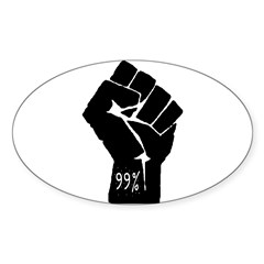 99 % Fi Sticker (Oval 10 pk)