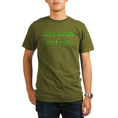 Green Sodium Organic Men's T-Shirt (dark)