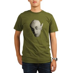 Nosferatu Black Organic Men's T-Shirt (dark)