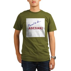 Abenaki Organic Men's T-Shirt (dark)