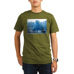 3-Patagonia Blue Ice.jpg Organic Men's T-Shirt (dark)