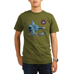 US Navy Fighter Weapons Schoo Organic Men's T-Shirt (dark)