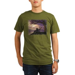 The Dreamer Organic Men's T-Shirt (dark)