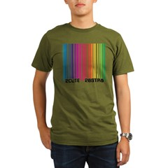 Gay Scan Organic Men's T-Shirt (dark)