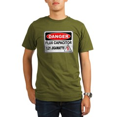 Danger FC Organic Men's T-Shirt (dark)