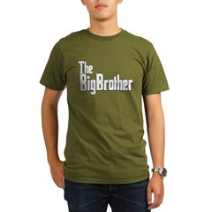 The Big Brother Organic Men's T-Shirt (dark)