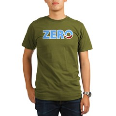 Anti Obama ZERO Organic Men's T-Shirt (dark)