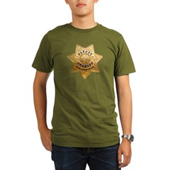 San Joaquin Sheriff Organic Men's T-Shirt (dark)