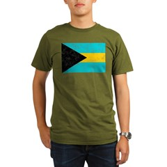 Bahamas Organic Men's T-Shirt (dark)
