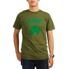 Quinn Irish Organic Men's T-Shirt (dark)