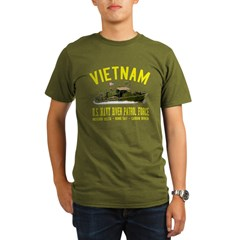 Vietnam Navy PBR - Organic Men's T-Shirt (dark)