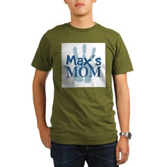 Max's Mom Organic Men's T-Shirt (dark)