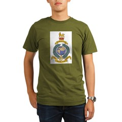 Royal Marines Organic Men's T-Shirt (dark)