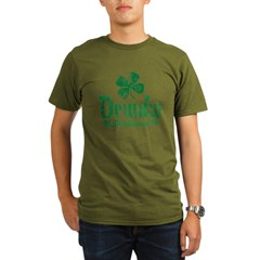Drunky McD Organic Men's T-Shirt (dark)