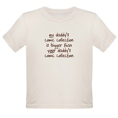 Bigger collection Organic Toddler T-Shirt