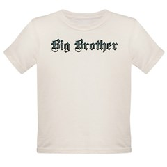 Big Brother Organic Toddler T-Shirt