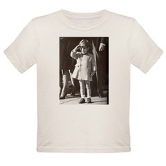JFK Jr. Organic Toddler T-Shirt