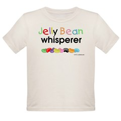 Jelly bean whisperer Organic Toddler T-Shirt