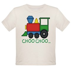 BIBtrain Organic Toddler T-Shirt